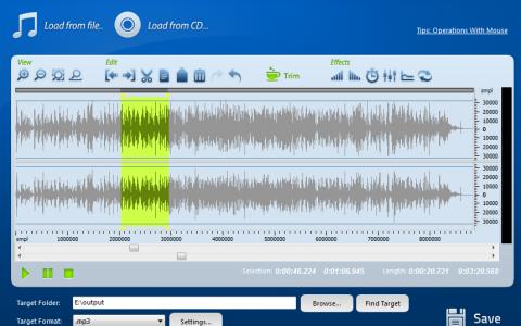 audio joiner online tool