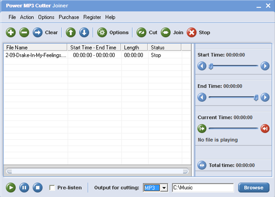 audio cutter free download softonic