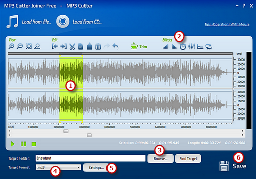 Top 5 Free MP3 Cutter Software That are Safe to Use and Reliable